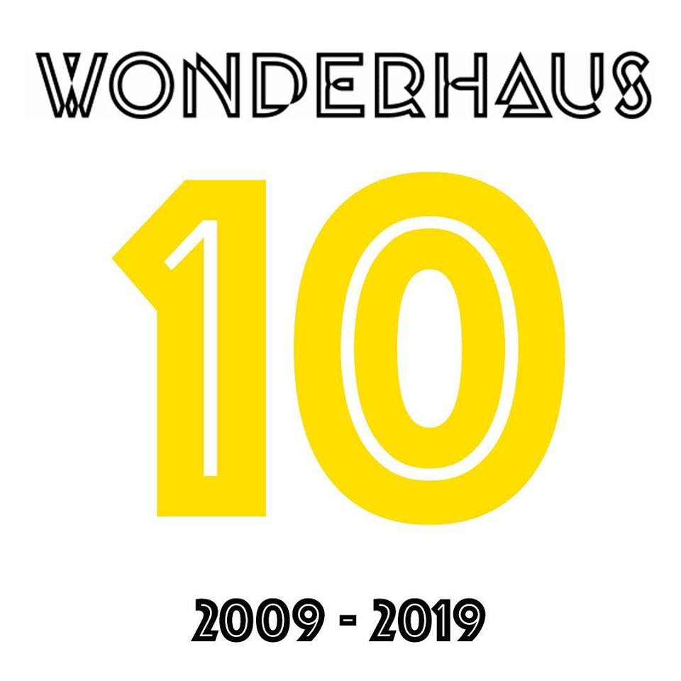 Wonderhaus is 10