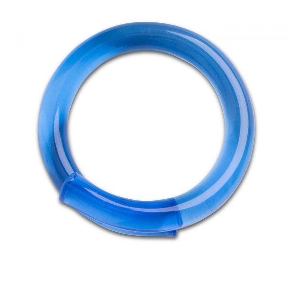 Optika Curve Bangle - Electric Blue