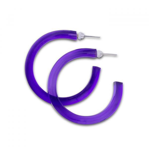 Optika Hoops - Purple